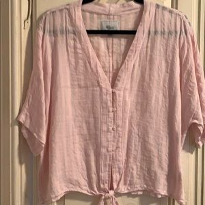 NWOT Rails cotton blouse